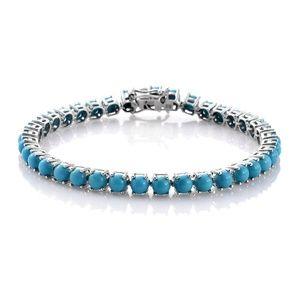 Jewelry - 15.48 ct Sleeping Beauty Turquoise Tennis Bracelet